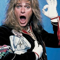 Image result for david lee roth solo