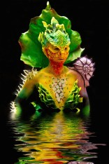Gerald Wochinger: Bodypainting 2
