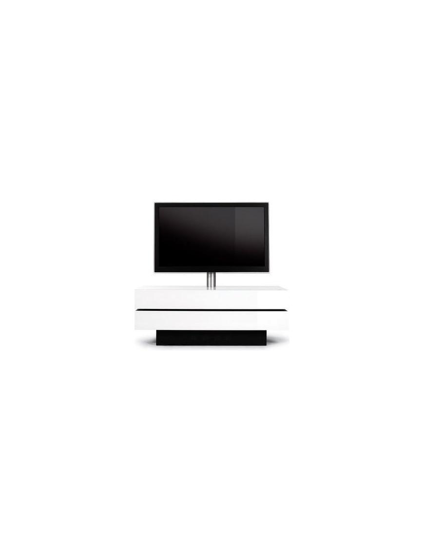 spectral meuble tv brick br1503 blanc