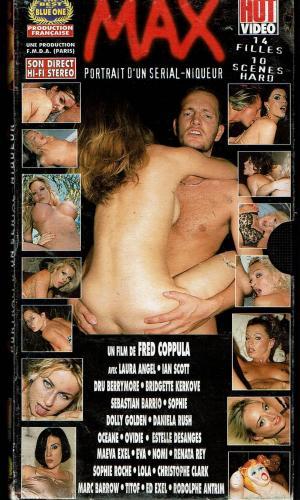 Pochette de la VHS Porno MAX