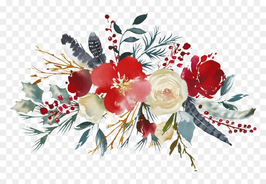 floral watercolor png transparent png