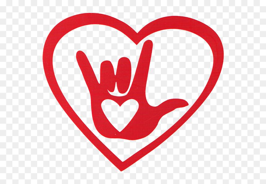 Download Sign Language I Love You Svg, HD Png Download - vhv