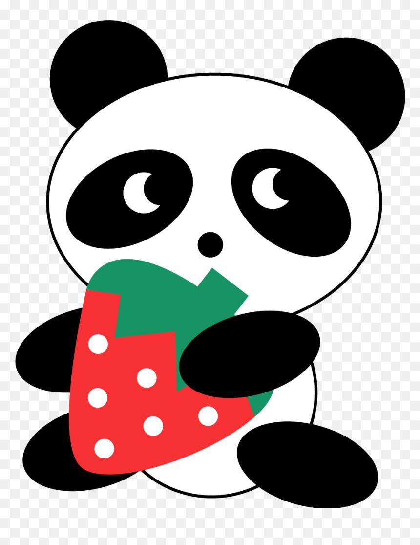 Anime Shoujo Pngs De Pandas Kawaii Cute Panda Transparent Png Vhv