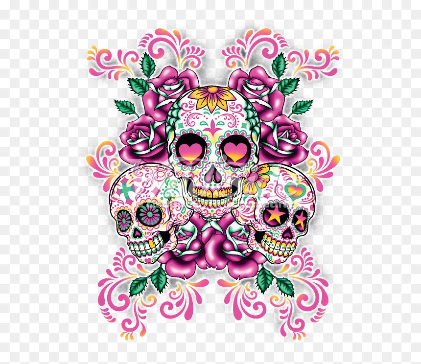 Sugar Skull Happy Birthday Meme Hd Png Download Vhv