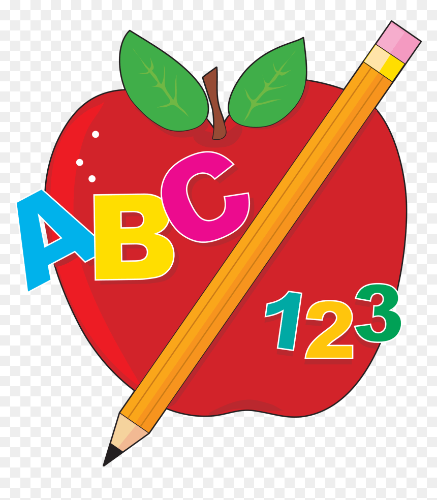 Free Abc Clipart Pictures Letters And Numbers Clipart Hd Png Download Vhv