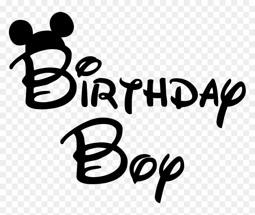 Minnie Mouse Birthday Girl Png Download Mickey Mouse Birthday Svg Free Transparent Png Vhv