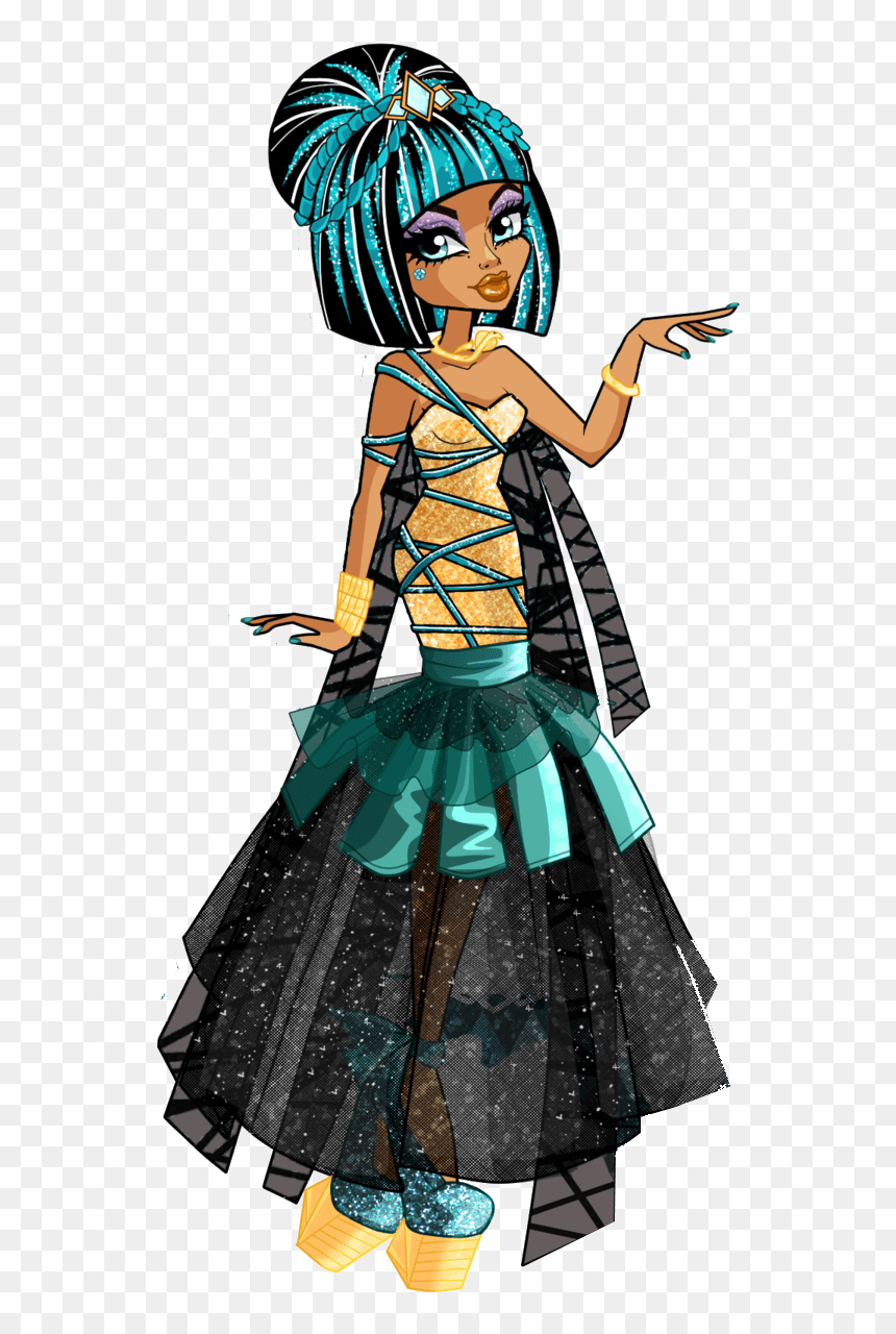 Monster High 13 Wishes Outfits Hd Png Download Vhv