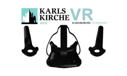 St. Charles Church, Vienna, Immersive Reality Application