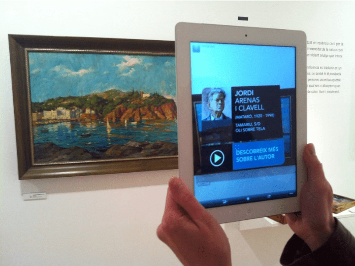 Augmented Reality in museums – A new technology to help preserve our cultural heritage