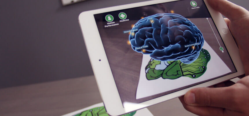 Usage of Augmented Reality in Education Process