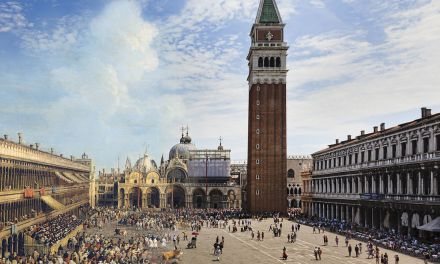 The 'time machine' reconstructing ancient Venice's social networks