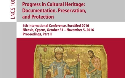 Digital Heritage. Progress in Cultural Heritage: Documentation, Preservation, and Protection- Part II