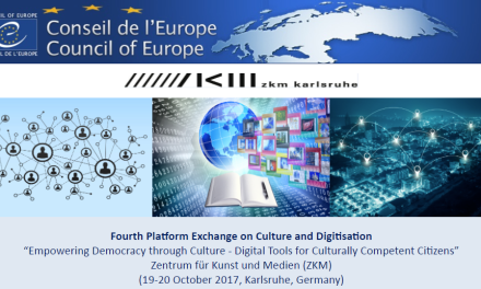 Empowering Democracy through Culture – Digital Tools for Culturally Competent Citizens