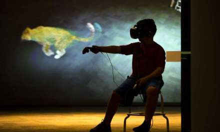 Museum haunted house is a scary virtual-reality journey