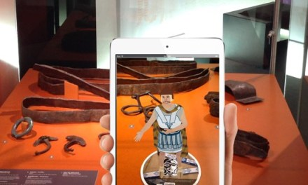 A celtic museum experience using augmented reality