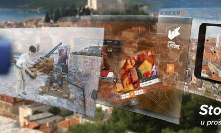 Šibenik / Craotia / Fortress Barone Case Presentation AR