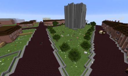 Children rebuild Crewe's heritage and architecture in Minecraft