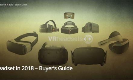 Best VR Headset in 2018 – Buyer's Guide