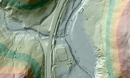 Lost Roman roads could be found as Environment Agency laser scans whole of England from air