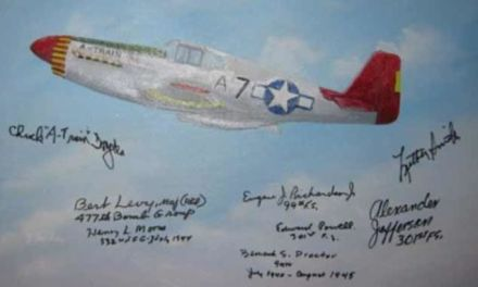 CAF's Red Tail Squadron Grows Virtual Museum