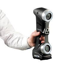 Portable 3D scanners: HandySCAN 3D