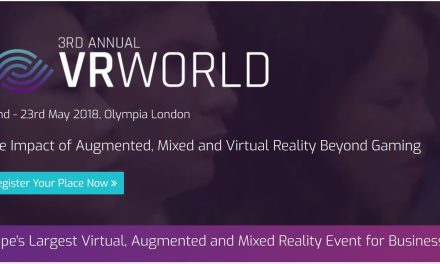 VRWORLD – Europe's Largest Virtual, Augmented and Mixed Reality Event for Business