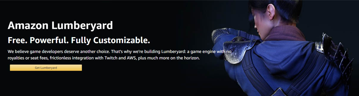 Amazon releases Lumberyard, a free realtime editor with outstanding quality