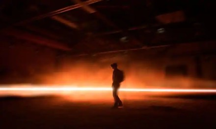 Can art recreate a migrant's border trauma? This simulation might come close