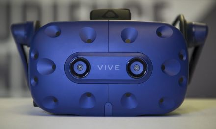 The best VR headset for the ultra-discerning, financially well-off VR enthusiast