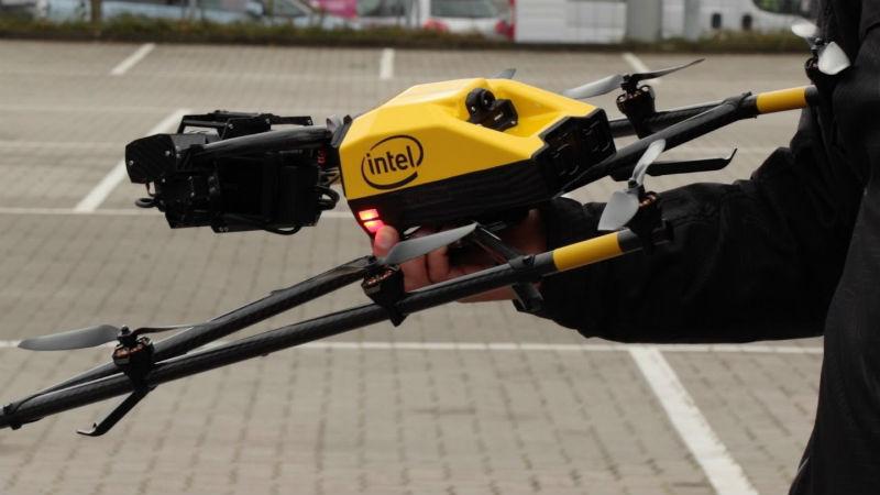 Intel Drone Helping to Preserve Korean Cultural Heritage