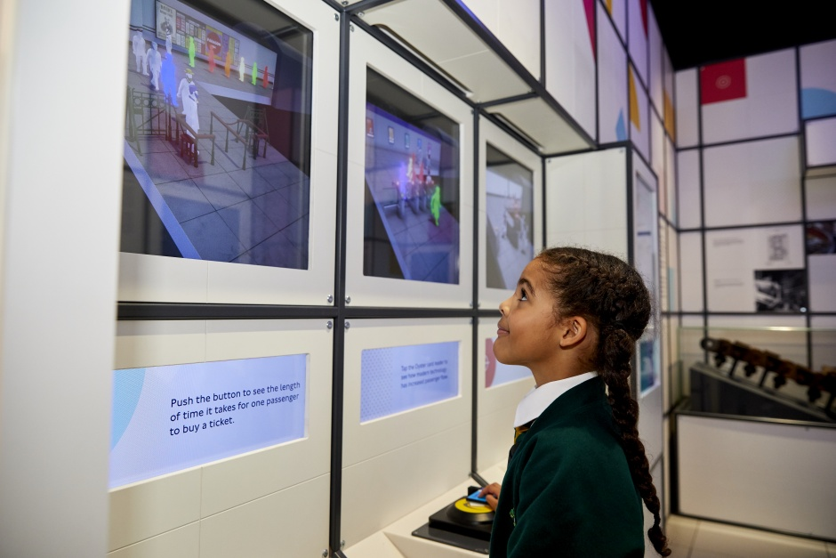 London Transport Museum's Sam Mullins on reaching tomorrow's engineers today