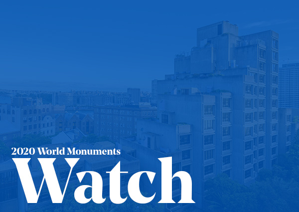 2020 World Monuments Watch   Nominations Now Open