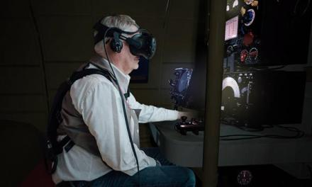 RAF Museum recreates Dambusters raid with virtual reality