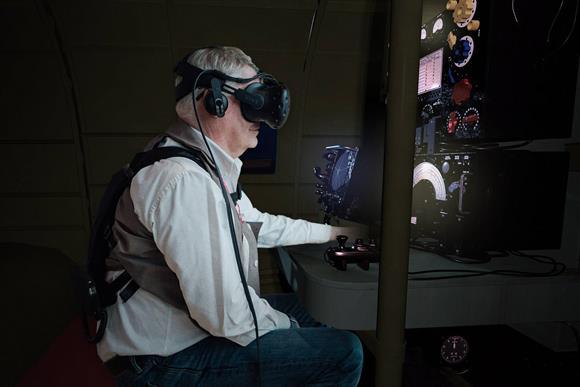 RAF Museum recreates Dambusters raid with virtual reality