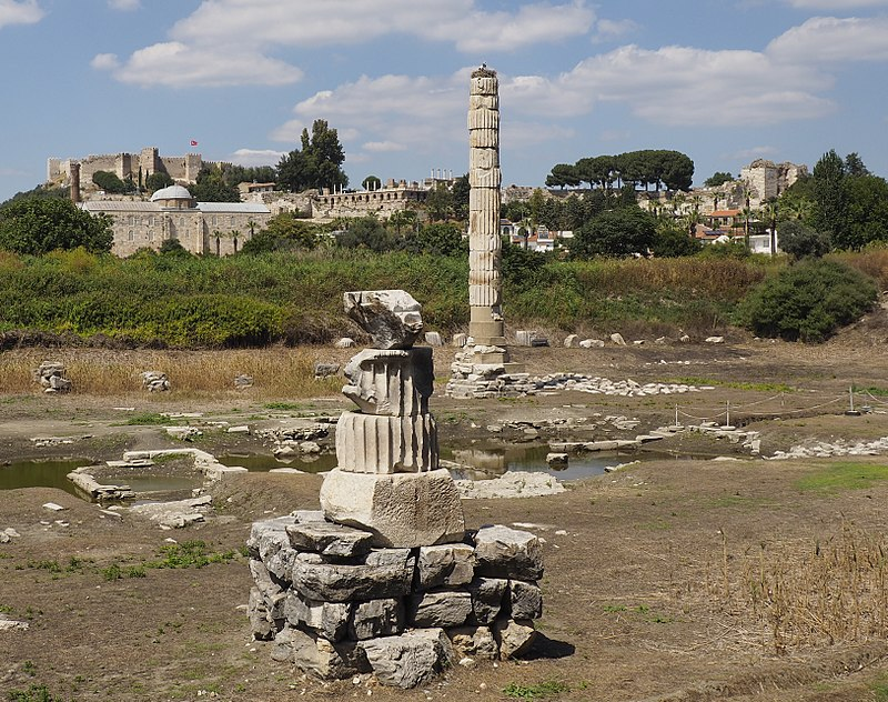 Ancient Greece Created Five of Seven Wonders of the Ancient World