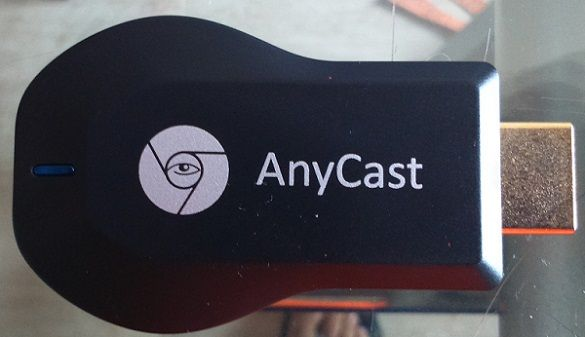 AnyCast, la alternativa china a Chromecast - Via-News es
