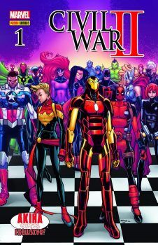 Civil War II 0