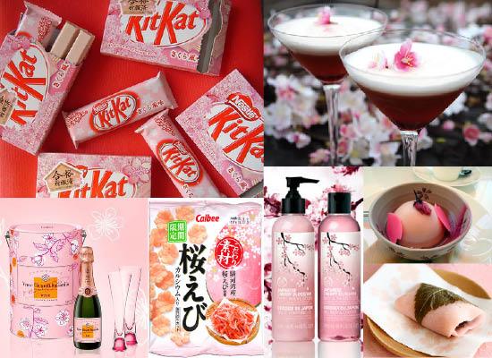 Produtos de Sakura
