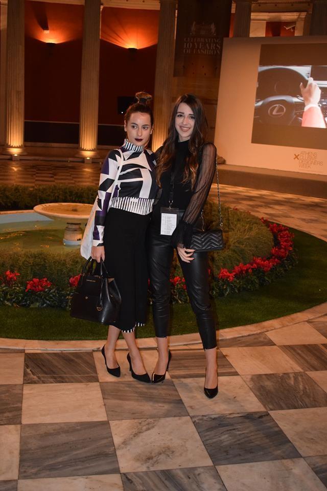 Μαζί με την Fashion blogger του Nadrobe