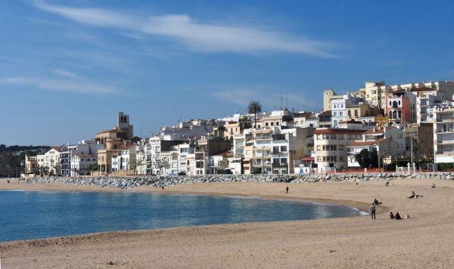 La localitat de Sant Pol de Mar on s'ubica el restaurant de Ruscalleda | iStock