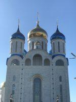 スパゾ・オブラジェンスキー大聖堂 ロシア 正教会