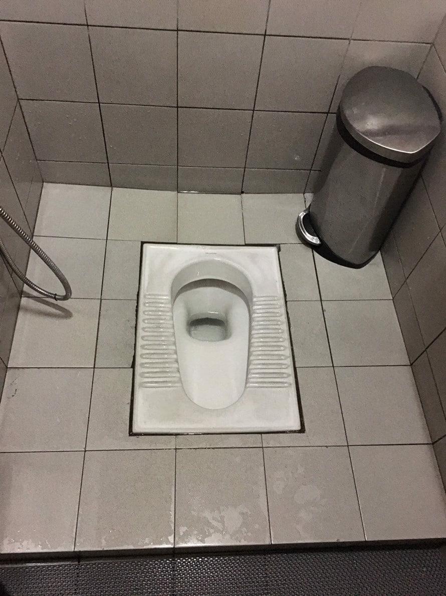 マレーシア 旅行 トイレ事情