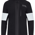 Giacca sci in softshell Bianca e Nera