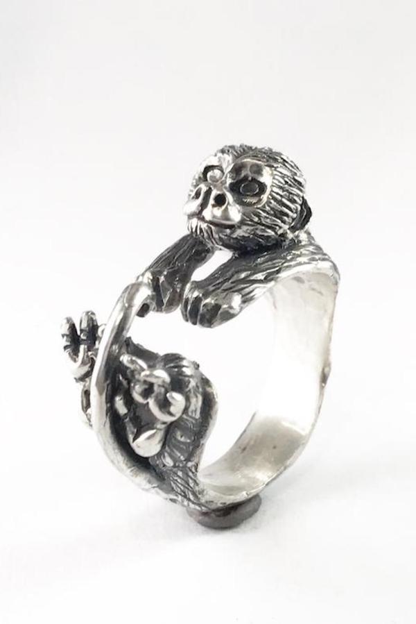 Anello Scimmia