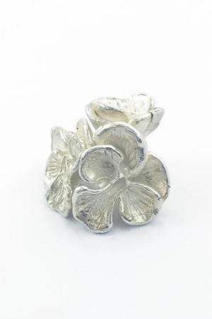 Ciondolo Trittico Floreale