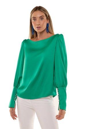 Blusa Windsor Verde