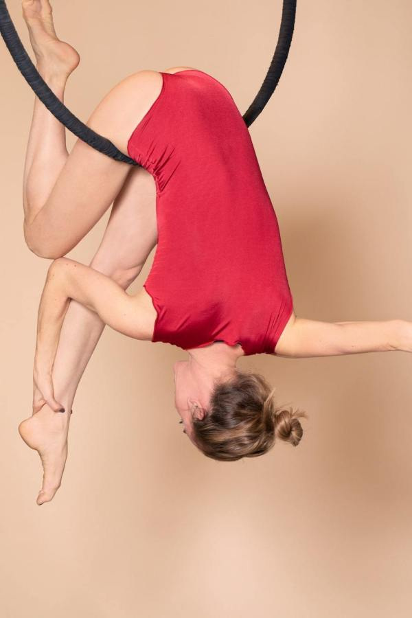 Annie Bodysuit Rosso