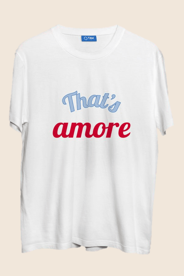 T-shirt That's Amore