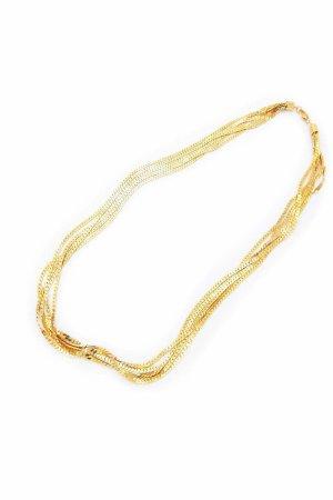 Collana Divina Oro Multifilo