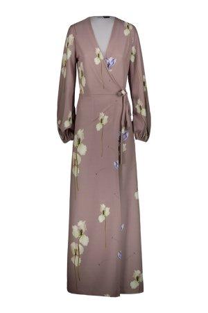 Kimonodress Nizza Rosa Polvere